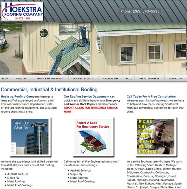 Grand Rapids Web Design For Contractors Builders Trades
